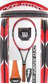 【中古テニスラケット】ウイルソン プロスタッフ97