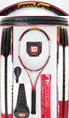 【中古テニスラケット】ウイルソン  nSIX-ONE95