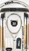 【中古テニスラケット】ウイルソン パワーウェーブFX115