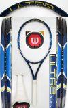【中古テニスラケット】ウイルソン  ウルトラ100