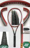【中古テニスラケット】ヨネックス・URDTi77/レッド ミッドプラス