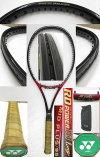 【中古 テニスラケット】ヨネックス RDパワー10ロング