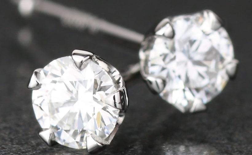 プレミアム 1ダイヤモンドピアス
