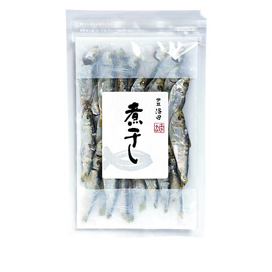 サッパ煮干し(ママカリ)