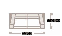 クッションM(200mm角) マット(900mm角)×2枚