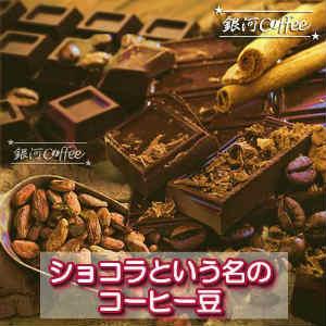 ビターチョコレートのような風味のイメージ