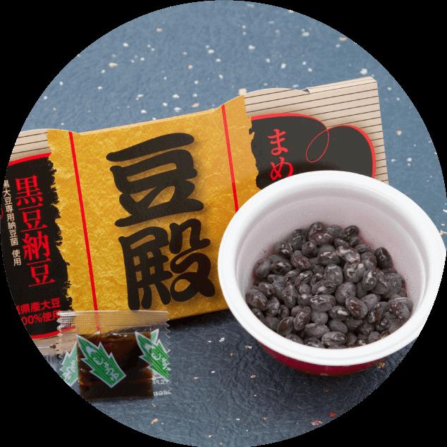 トーコーフーズの納豆