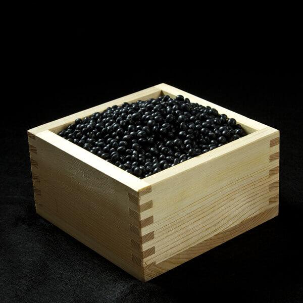 貴重な大豆「在来種」