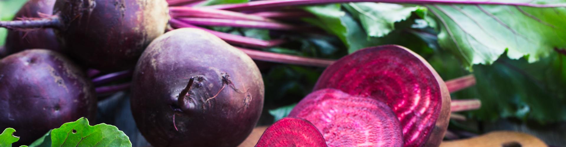 おいしいビーツを、南信州で無農薬栽培しています。