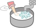 お米の洗い方