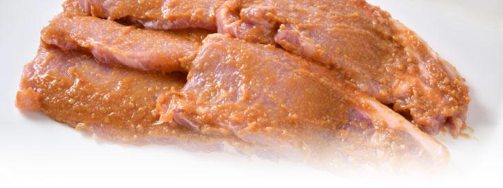 庄内豚味噌漬け(ロース肉使用)【贈答品】