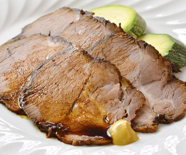 山形のやっこい豚角煮&特製 焼き豚【贈答品】 全体