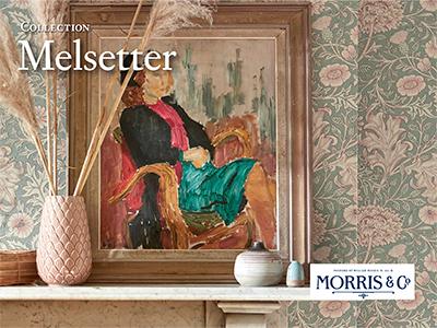 Morris Archive V – Melsetter wallpapers