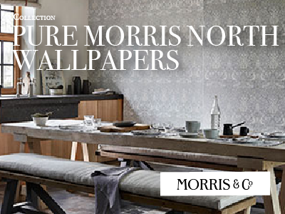 Pure Morris North Wallpapers