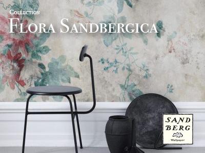 Flora Sandbergica