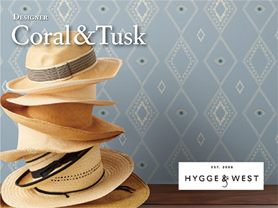 Hygge&West / Coral & Tusk