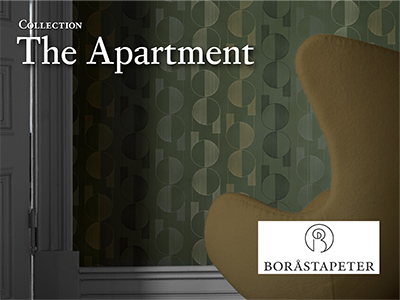 Boråstapeter / The Apartment