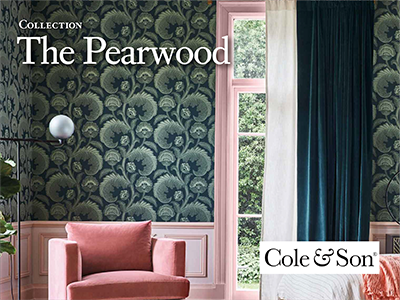 Cole & Son / The Pearwood Collection