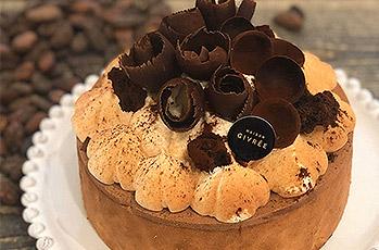 冷凍ケーキ