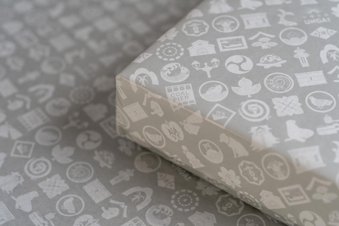 包装紙サンプル