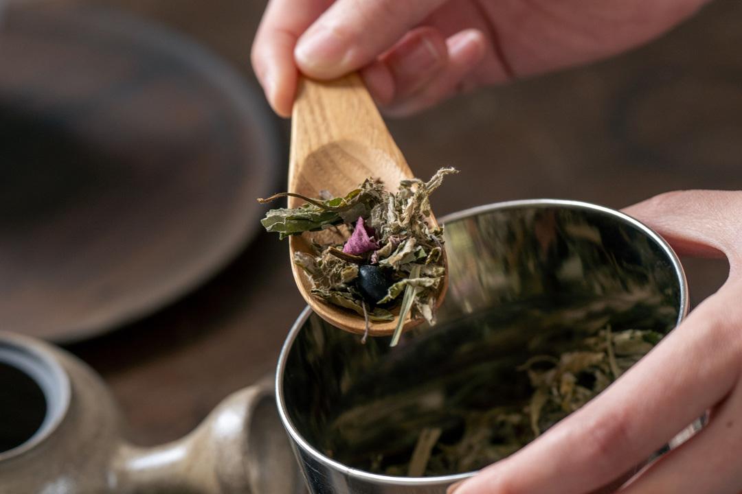 積丹半島の風 薬膳茶