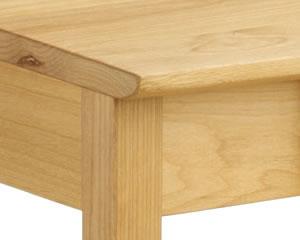 セレス:天板丸みデザイン