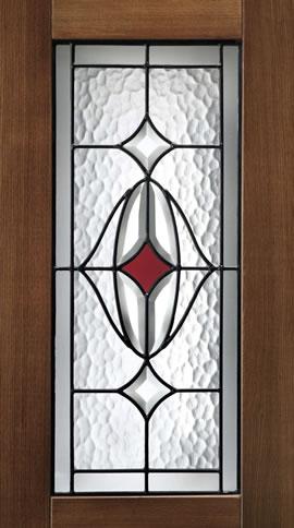 ステンドグラス扉