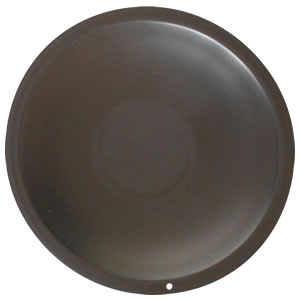 ギャルソン BK(HS-HGB-013):円形のプレートもブラック色