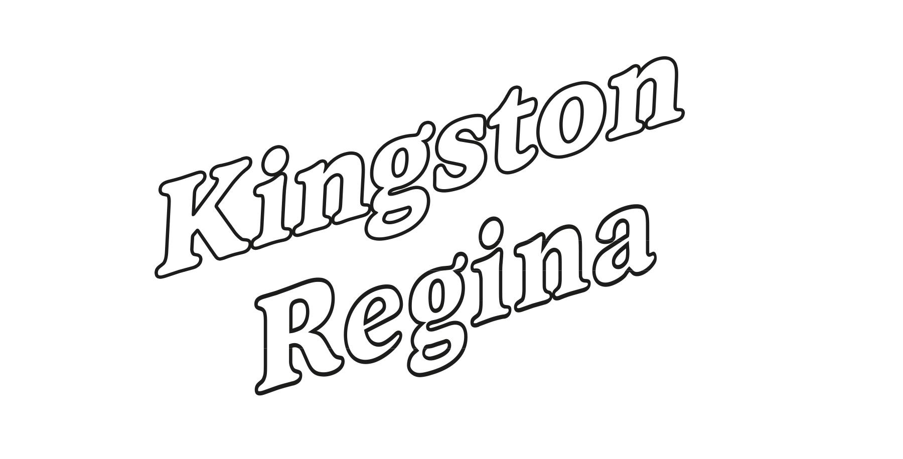 レジーナ キングストン