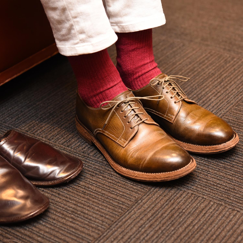 フェイバリットな靴達の物語