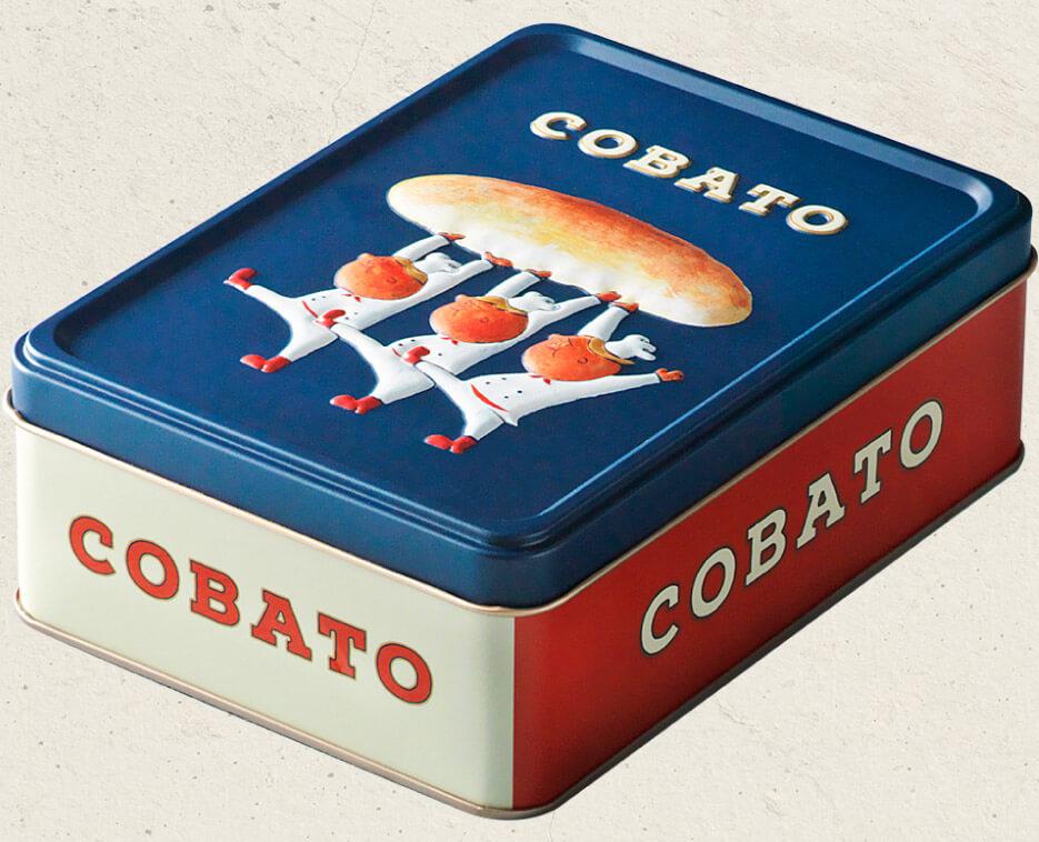 コバトスペキュロス缶