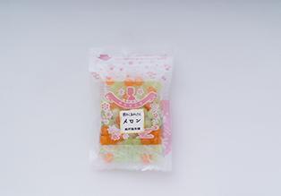 メロンみっくす(赤メロン・青メロン)