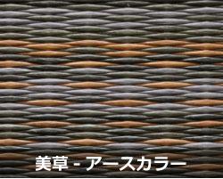 美草 - アースカラー