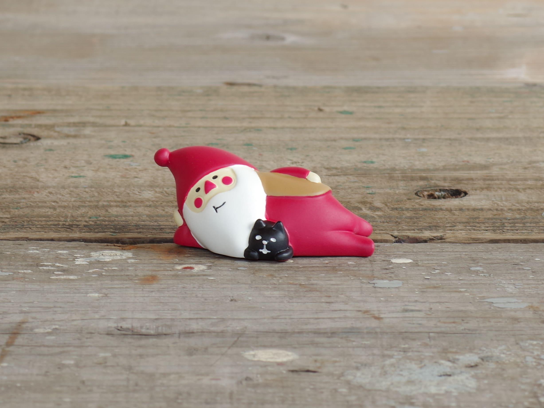 コンコンブル クリスマスマスコット2