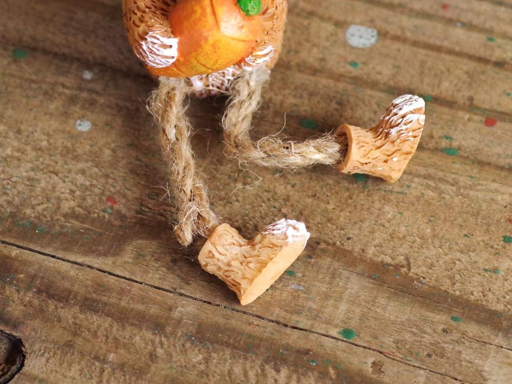 ブラブラとした足がキュートなアニマルマスコット3