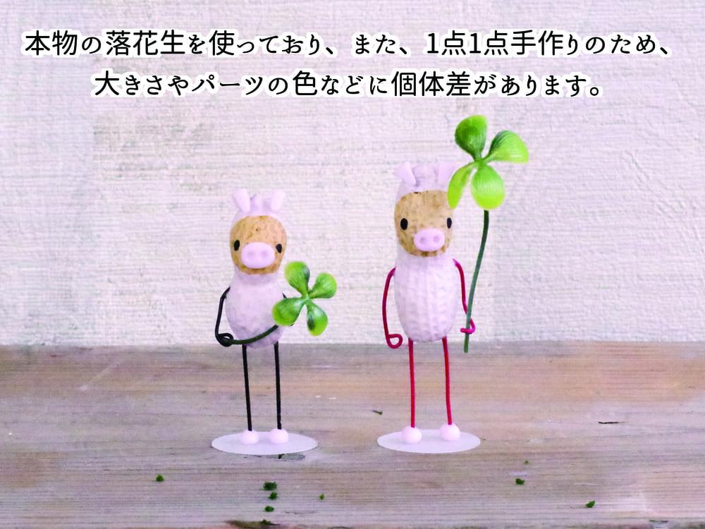 落花生アートの新作ハロウィンパーティー♪1