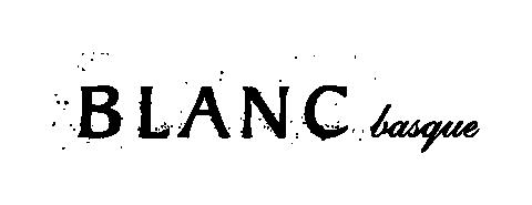 blanc basque(ブラン バスク)