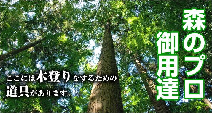 森のプロ御用達