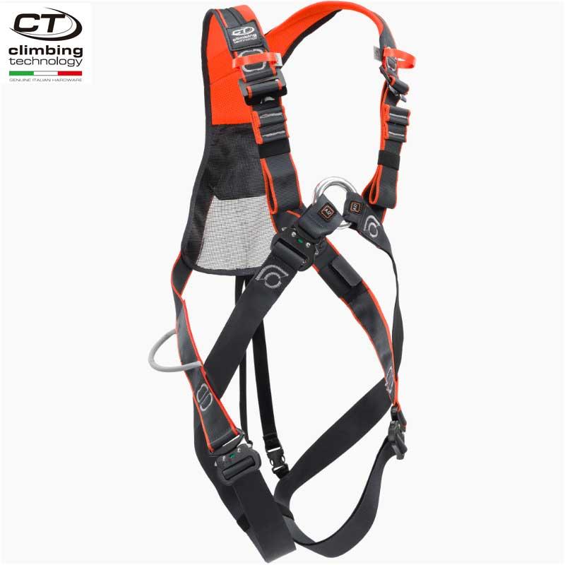 クライミングテクノロジー(climbing technology)(イタリア) フォールアレスト用ハーネス 「ワークテック 140」  WORK TEC140 フォールアレスト用ハーネス & ワークポジショニングベルト