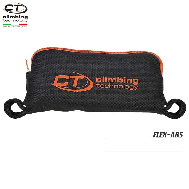 クライミングテクノロジー(climbing technology)(イタリア) エネルギーアブソーバー 「フレックス-ABS」 FLEX-ABS 【AB900N】   ランヤード フォールアレスト ショックアブソーバー