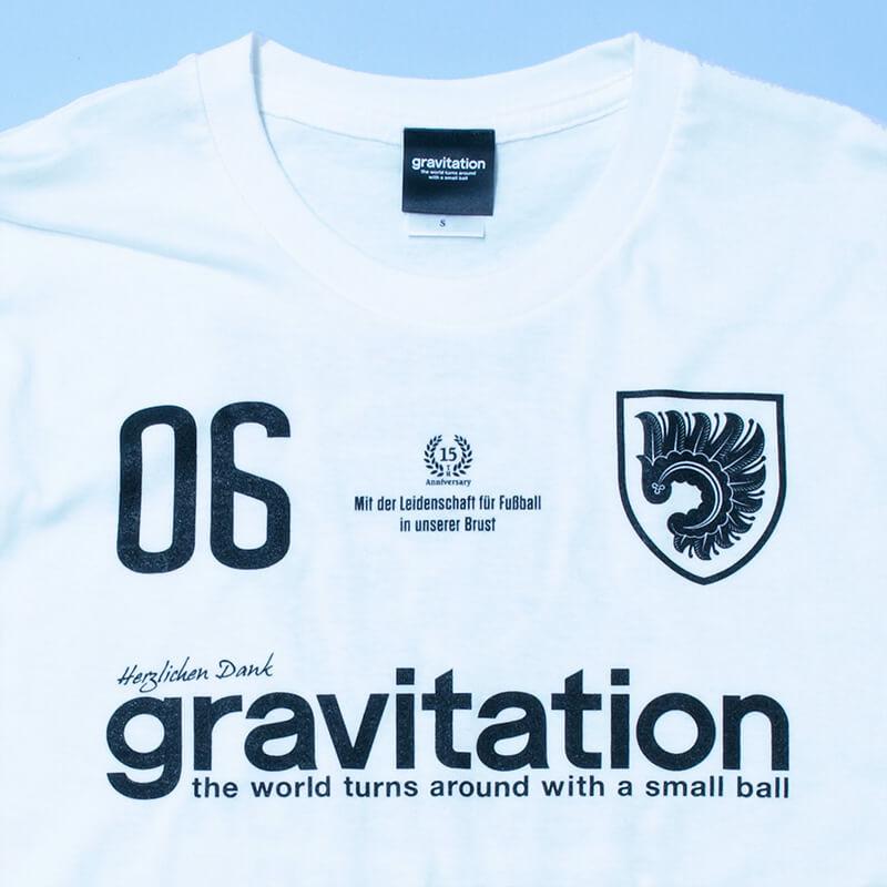 ブランド設立15周年記念企画 第2弾ノベルティTシャツ