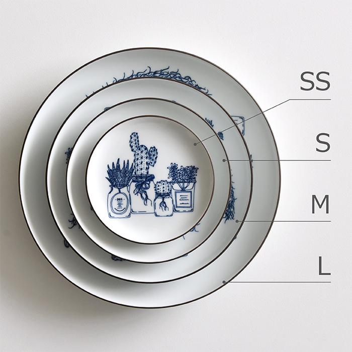 波佐見焼 北欧食器 和食器 おしゃれ natural69 イロトリドリ カラーバリエーション