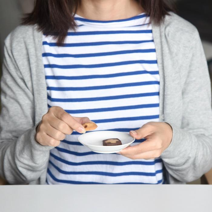 波佐見焼 北欧食器 和食器 おしゃれ natural69 ZUPA white 豆皿 手持ち
