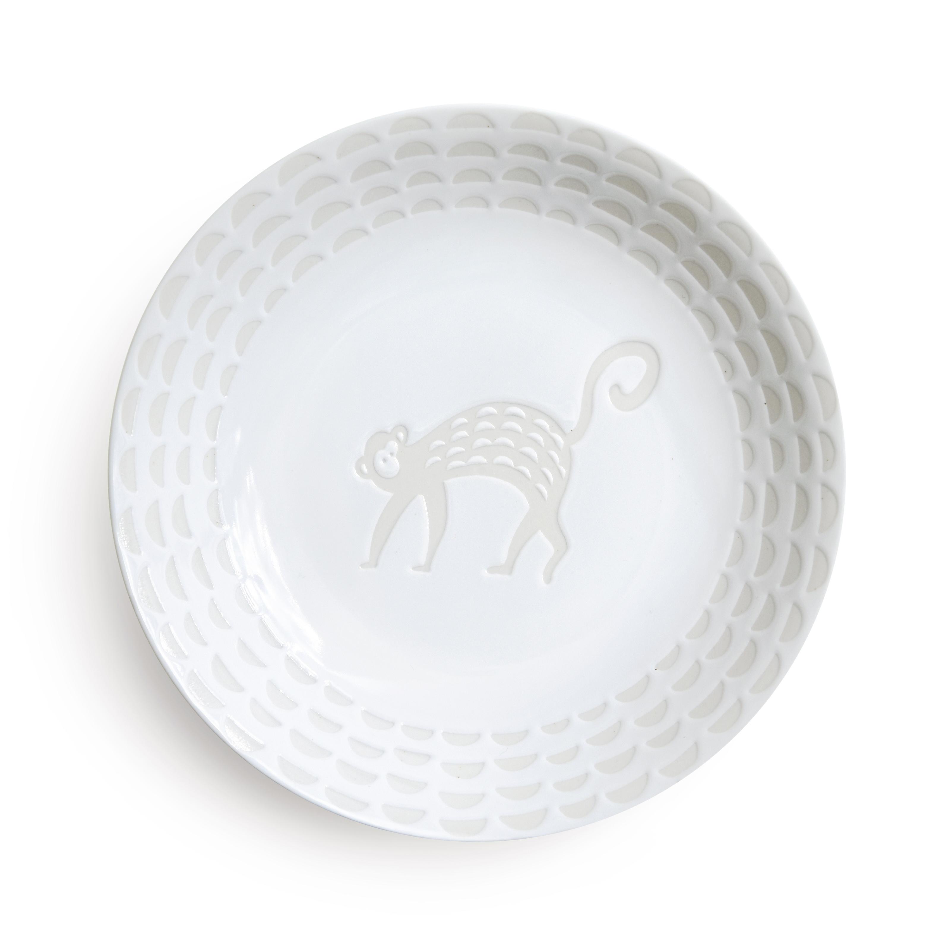 波佐見焼 北欧食器 和食器 おしゃれ natural69 ZUPA white 取皿