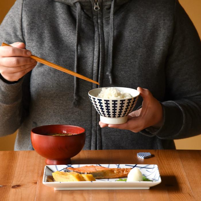 波佐見焼 北欧食器 和食器 おしゃれ natural69 swatch 茶碗 手持ち