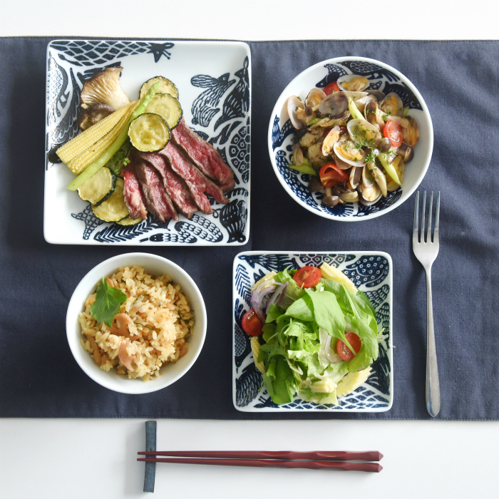 波佐見焼 北欧食器 和食器 おしゃれ natural69 ZUPAシリーズ