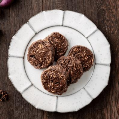 スパイス×ショコラさくさくスパイスクッキー