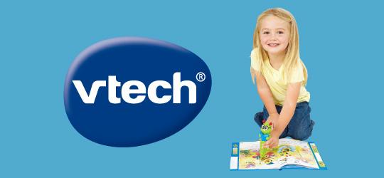 vtech 英語を学べる知育玩具