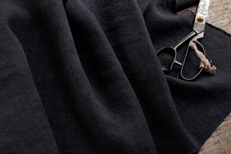 fanage(天日干し)シェットランドウールリネン FNG3005-wool