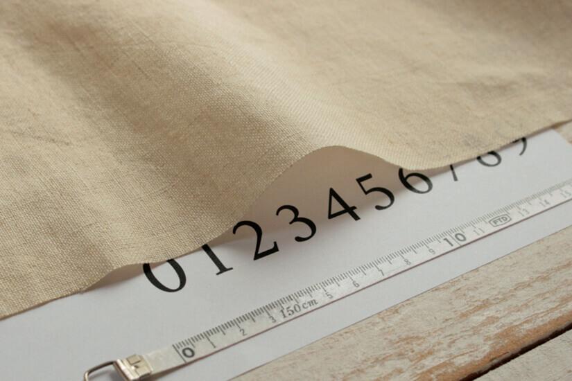 ヘンプ14番手生成りワイド幅 Hemp1028-W